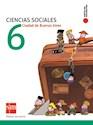 Libro CIENCIAS SOCIALES 6 S M PUNTO DE ENCUENTRO CIUDAD DE BU ENOS AIRES (NOVEDAD 2012)