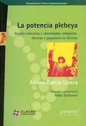 Libro POTENCIA PLEBEYA, LA