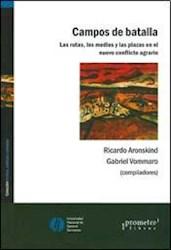 Libro CAMPOS DE BATALLA