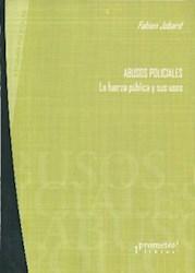 Libro ABUSOS POLICIALES