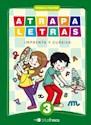 ATRAPALETRAS 3 TINTA FRESCA (IMPRENTA Y CURSIVA) (NOVEDAD 2012)