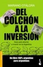 Libro DEL COLCHÓN A LA INVERSIÓN