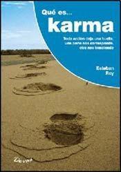 Libro QUE ES... KARMA