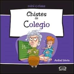 Libro CHISTES DE COLEGIO