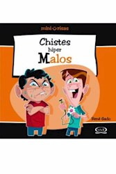Libro CHISTES HIPER MALOS