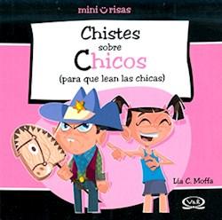 Libro CHISTES SOBRE CHICOS (PARA QUE LEAN LAS CHICAS)