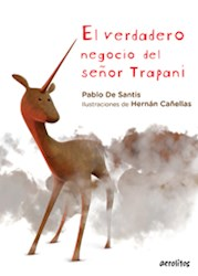 VERDADERO NEGOCIO DEL SEÑOR TRAPANI (COLECCION AEROLITO  S) (CARTONE)