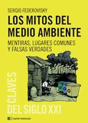 Libro MITOS DEL MEDIO AMBIENTE, LOS