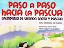 Libro PASO A PASO HACIA LA PASCUA CALENDARIO DE SEMANA SANTA Y PASCUA