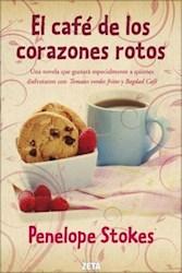 Libro CAFE DE LOS CORAZONES ROTOS