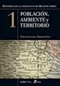 HISTORIA DE LA PROVINCIA DE BUENOS AIRES 1 POBLACION AM  BIENTE Y TERRITORIO (RUSTICO)