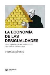 Libro ECONOMIA DE LAS DESIGUALDADES, LA