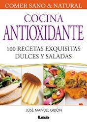 Libro COCINA ANTIOXIDANTE