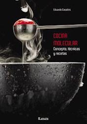 Libro COCINA MOLECULAR