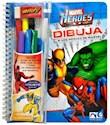 Libro DIBUJA A LOS HEROES DE MARVEL