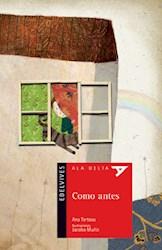 Libro COMO ANTES