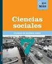 Libro CIENCIAS SOCIALES 7 EDELVIVES + QUE MAS CIUDAD DE BUENOS AIRES (NOVEDAD 2014)