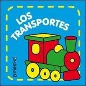 Libro LOS TRANSPORTES ( ELEFANTINO )