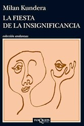 Libro FIESTA DE LA INSIGNIFICANCIA, LA