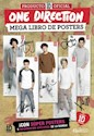 Libro ONE DIRECTION MEGA LIBRO DE POSTERS (PRODUCTO 1D OFICIAL)