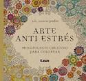 ARTE ANTI ESTRES MINDFULNESS CREATIVO PARA COLOREAR
