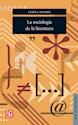 SOCIOLOGIA DE LA LITERATURA (COLECCION LENGUA Y ESTUDIOS LITERARIOS) (RUSTICO)