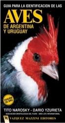 Libro GUIA PARA LA IDENTIFICACION DE LAS AVES DE ARGENTINA Y URUGUAY