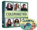 COLORIMETRIA MAS DE 300 COMBINACIONES DE COLOR (CONTIENE DVD) (ILUSTRADO) (CARTONE)