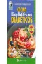 Libro COCINA RICA Y NUTRITIVA PARA DIABETICOS
