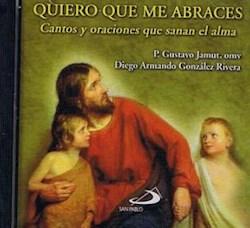 QUIERO QUE ME ABRACES-CD