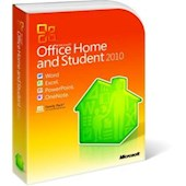 Soft Ms Office Home&Student2010 32/64Box 79G-02132