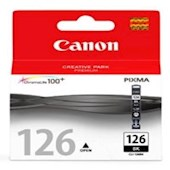 Ins Canon Cli-126 Black 4561B001Aa