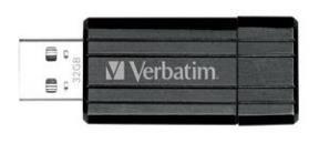 Pen Drive Verba 32Gb Pinstripe Negro 49064