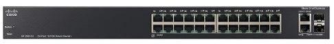 Sf220-24-K9- Switch Cisco Sb Semi Adm 24 10/100 2G