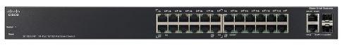 Sf22024Pk9Na Switch Cisco Sb Semi Adm 24 10/100 2G