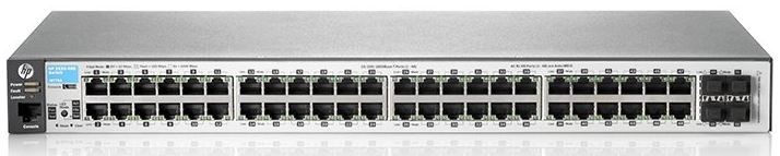 Hp Networking Sw E2530G 48-Puertos J9775A