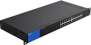 Linksys Switch 24 Port Giga Poe No Admin