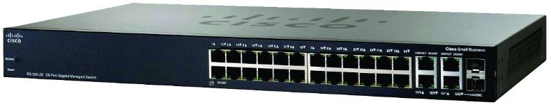 Switch Cisco Sb Adm L2 24 10/100+4G