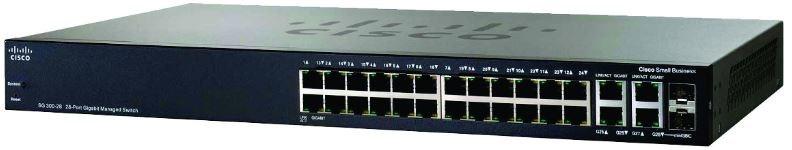 Switch Cisco Sb Adm L2 24 10/100+4G Poe