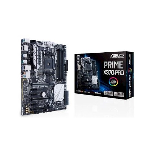 Mother Asus Amd Am4 X370 Prime X370-Pro