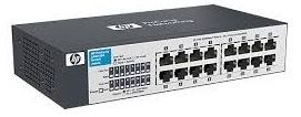 Hpn Switch No Adm 1420-8G Ports Giga