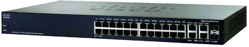 Switch Cisco Sb Adm L2 24 10/100+4G